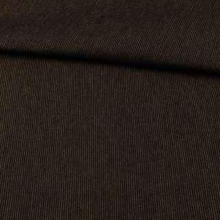 Коттон стрейч вельветовый рубчик желтый ш.155 оптом