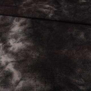 Коттон стрейч вельветовый рубчик серый оптом