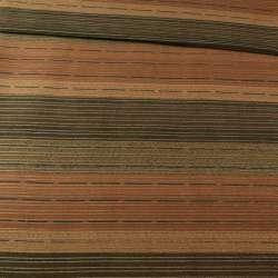Коттон стрейч вельветовый рубчик горчичный