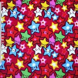 Микровельвет малиновый звезды ш.110 оптом