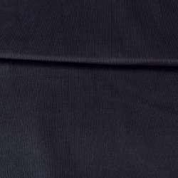 Микровельвет стрейч синий темный, ш.147