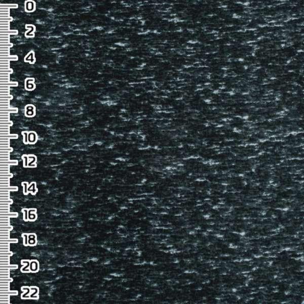 Вискоза меланжевая серо-бело-черная ш.140 оптом