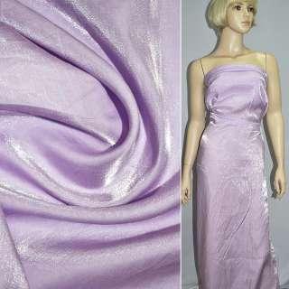 Кристаллон с органзой светло фиолетовый ш.150 оптом