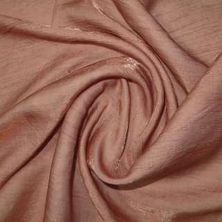 кристаллон жатый грязно-розовый оптом