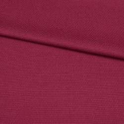 Вискоза костюмная бордовая, ш.140 оптом
