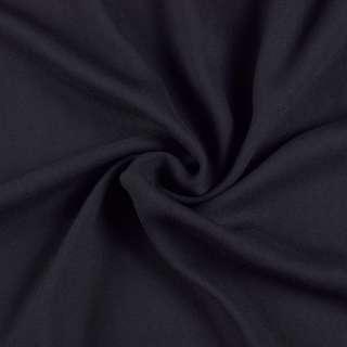 Креп стрейч черный, ш.145 оптом