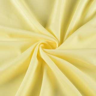 Креп стрейч желтый светлый, ш.155 оптом