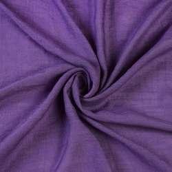 Вискоза жатая фиолетовая ш.150
