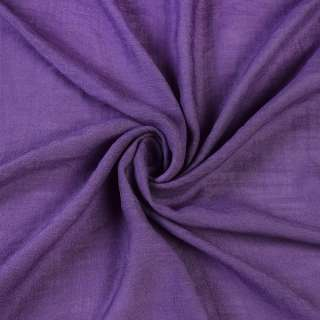 Вискоза жатая фиолетовая ш.150 оптом