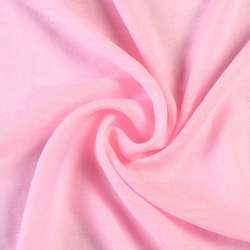 Вискоза жатая бледно-розовая ш.150
