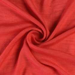 Вискоза жатая красная ш.150