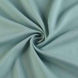 Поливискоза стрейч зелено-серая, ш.147 оптом