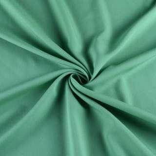 Поливискоза стрейч зеленая, ш.150 оптом
