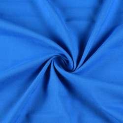 Вискоза стрейч синяя, ш.160 оптом