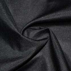 Габардин облегченный черный ш.150 оптом