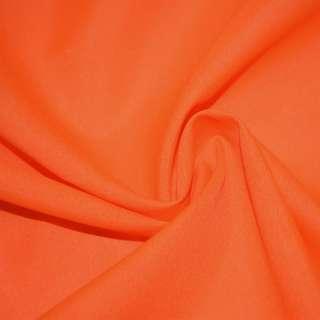 Габардин облегченный оранжевый неон ш.150 оптом