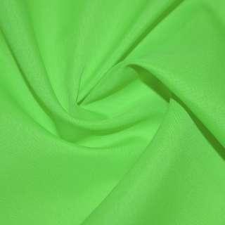 Габардин облегченный ярко-зеленый ш.150 оптом
