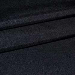 Габардин черный ш.150