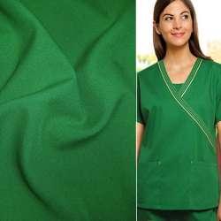 Габардин зеленый ш.150 оптом