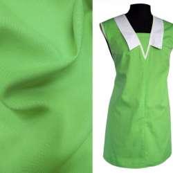 Габардин ярко-зеленый ш.150 оптом
