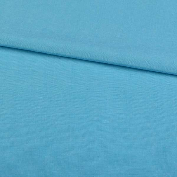 Поликоттон голубой ш.152 оптом