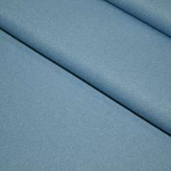Твил костюмный голубой, ш.150 оптом