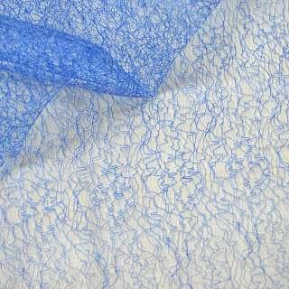 паутинка жесткая синяя ш.150 оптом