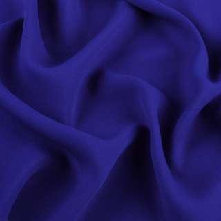 Креп стрейч синий ультра, ш.150 оптом