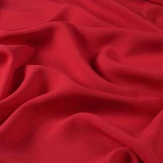 Креп стрейч красный темный ш.150 оптом