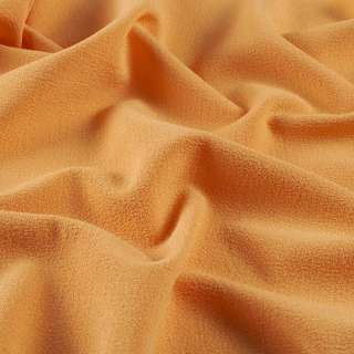 Креп стрейч мандариновый, ш.150 оптом