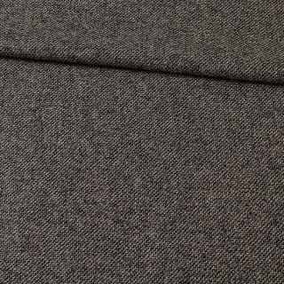 Твид черно-серый, диагональ ш.150 оптом