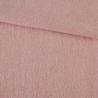 Твид молочно-розовый, ш.150 оптом