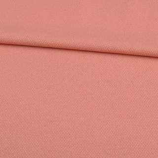 Жаккард розово-персиковый ш.150 оптом