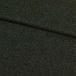 Кашемир зеленый темный, ш.152 оптом