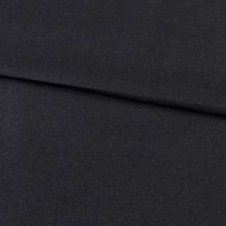 Кашемир костюмный синий темный, ш.150 оптом