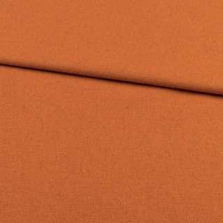 Кашемир костюмный терракотовый, ш.152 оптом