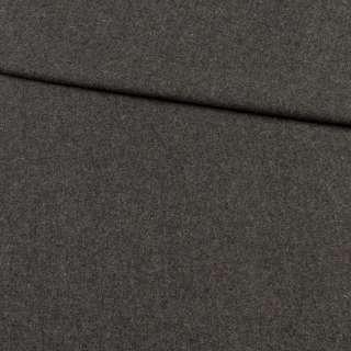 Кашемир костюмный серый темный, ш.157 оптом