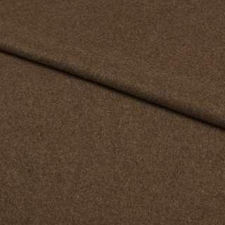 Кашемир коричневый, ш.153 оптом