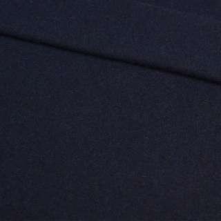 Кашемір синій темний, ш.150 оптом