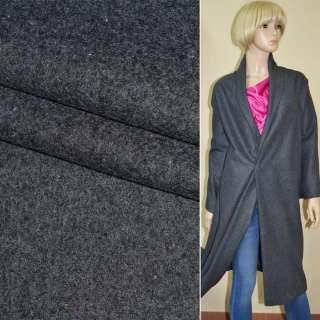 Ткань костюмная серая ш.158 оптом