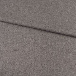 Кашемир костюмный серый, ш.150 оптом