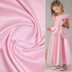 Коттон-атлас розовый ш.150 оптом