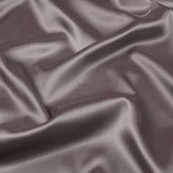 Коттон-атлас коричнево-серый ш.150