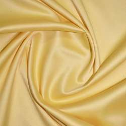 Коттон-атлас желто-бежевый, ш.150 оптом
