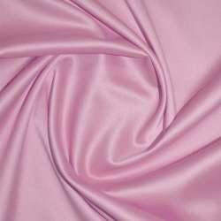 Коттон-атлас розовый, ш.150 оптом