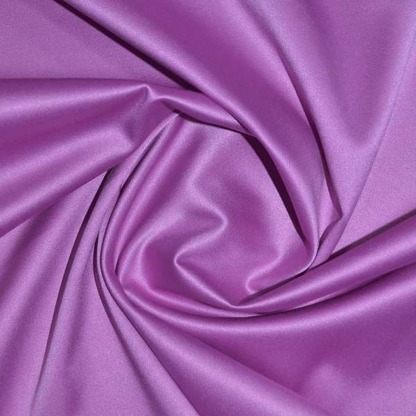 Коттон-атлас розово-сиреневый, ш.150 оптом