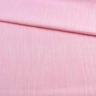 Коттон стрейч розовый, ш.150 оптом