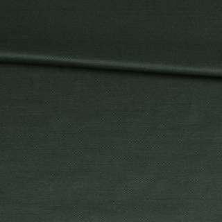 Коттон с отливом зеленый темный, ш.148 оптом