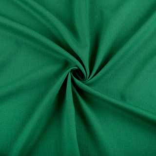 Бавовна з льоном зелена смарагдова ш.150 оптом