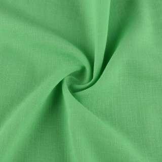Бавовна з льоном зелений ш.150 оптом